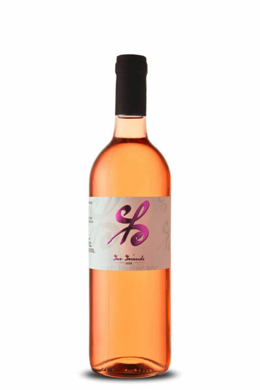 Assemblage rosé Vin de Pays Romand 2018 – Ivan Barbic MW for Friends