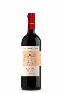 Rosso Toscana IGT Vitruviano Leonardo 2017 – Leonardo da Vinci