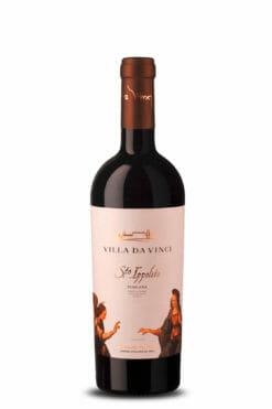 Rosso Toscana IGT Sant`Ippolito 2017 – Leonardo da Vinci