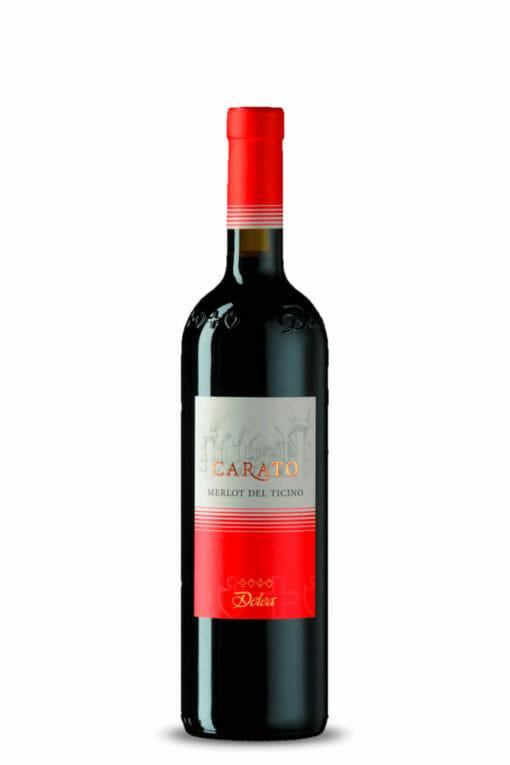 Merlot Ticino DOC Carato 2016 – Vini & Distillati Angelo Delea SA