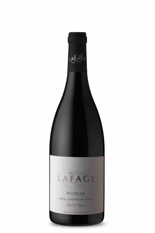 Nicolas Côtes Catalanes IGP 2018 – Domaine Lafage