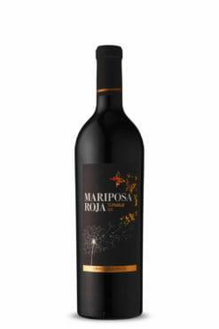 Tempranillo Vino de España Criado en barrica 2017 – MARIPOSA ROJA