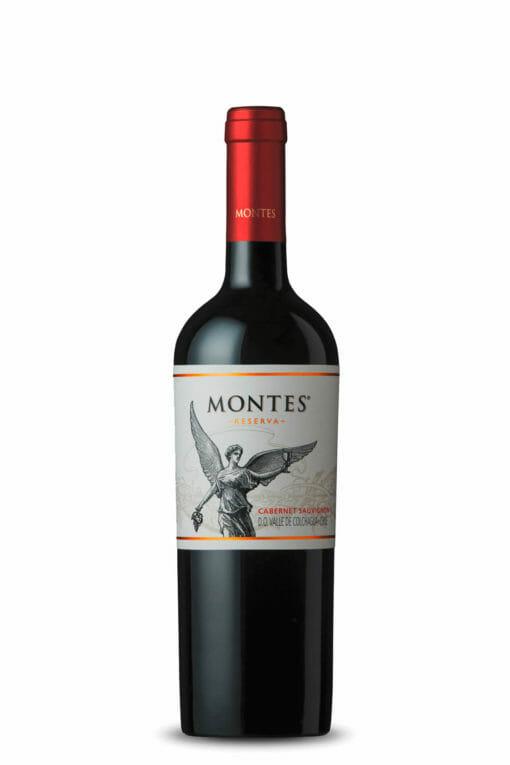 Cabernet Sauvignon Reserva DO 2017 – Montes