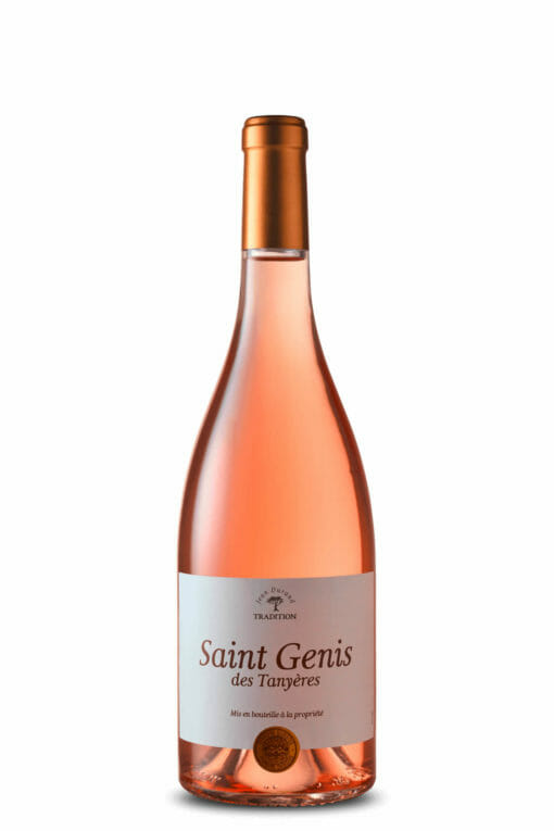 Vin Rosé (Grena. gris Mourv.) Côtes Catalanes IGP 2018 – Saint Genis des Tanyères