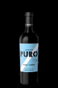 PURO Malbec / Cabernet Sauvignon 2019 – Ojo de Agua/ Dieter Meier