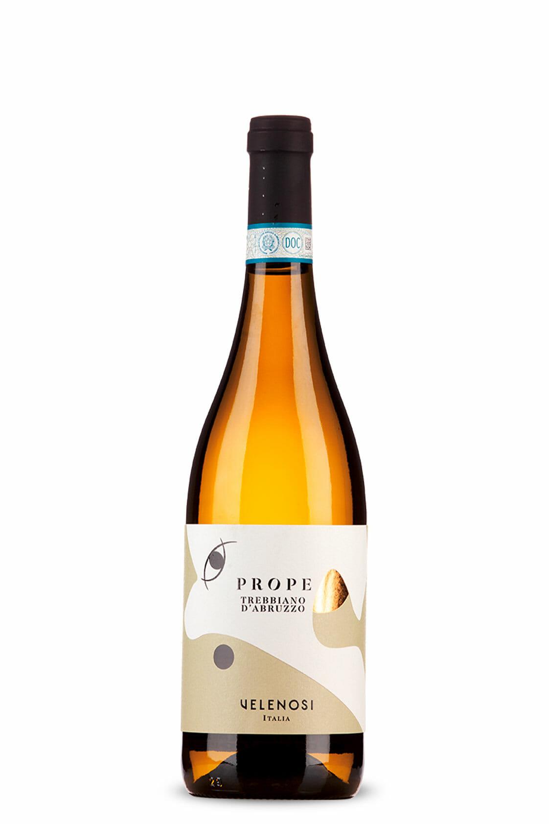 Prope Trebbiano d'Abruzzo 2018 – Velenosi Vini